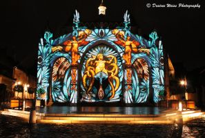 Fete des Lumieres 2012 by DYWPhotography