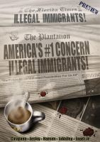 Illegal Immigrants Cover by Cadre