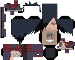 madara Hashirama DNA by hollowkingking