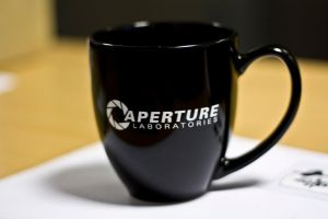 Aperture Cup by Phillymar