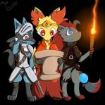 Party of Adventurers by Theoluma