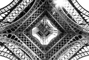 Tour Eiffel I - Paris by ThomasHabets