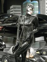 Catwoman on the Prowl by doktornein
