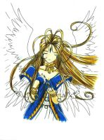 Belldandy by TsasukeT