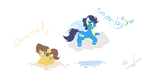 -:MLP:- Soarin' Bro, Why The Wingboner? by Vilshanka