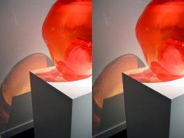 Chihuli Contrasts Hard Soft Hot Cold Light Dark by aegiandyad