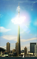 Toronto Tower by Lukezz