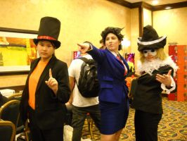 ALA 2013: Video Game Crossover by KatyMerry