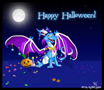 Happy Halloween.. by Ag3nt-Sparx