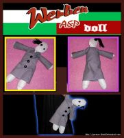 ASP Plushie Doll +details+ by German-Blood