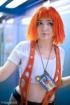 Leeloo Dallas 3 by Usagi-Tsukino-krv