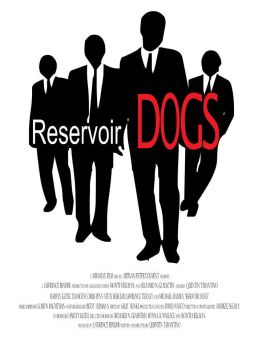 Reservoir Dogs Movie Poster by AprilDamron