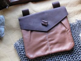 Medieval belt bag by Arnakhat