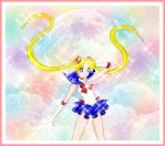 Sailor Moon Classic by EmperatrizAyumi