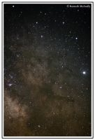 Center of the Milky Way by Photologist