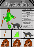 mythos app- amethyst the bartender and owner by leafpool12