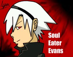 Soul Eater Evans by Itonus
