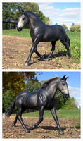 Breyer - Dalcassian Warrior by The-Toy-Chest
