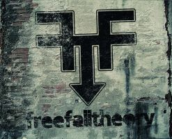 Freefalltheory (Band Logo Concept) by silverlife