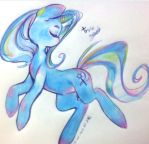 Trixie color full by Prodigymysoul
