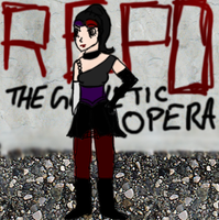 Repo-Self by Luciferspet