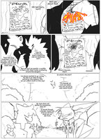 PMDU - Deep Down in the Basalt Caves pg 1 by byona