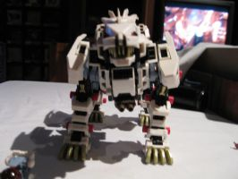 Building of My New Zoid Final by MidnightLiger0