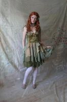 Green Rag Doll 1 by mizzd-stock