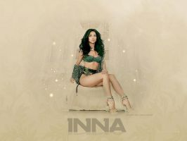 Wallpaper Inna by shad-designs