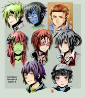 +Headshot batch 3+ by goku-no-baka