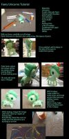 Faery Unicorno Tutorial by chibimonkies