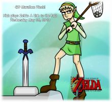 4PP: Zelda: A Link to the Past by Criana