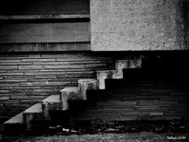 Stairway to..? by TebPixels