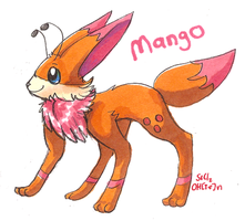 Mango for Mouseychu by Strontium-Chloride