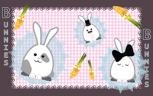 BUNNIES by Fishbay