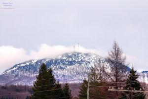 Cloudy Summit HDR I by digswolf