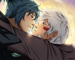 No. 6 - I'll die by your side. by URESHI-SAN