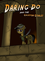 The Adventures of Daring Do by Sabre-Night