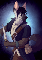 Berinvalor Commission by DarkHunter666