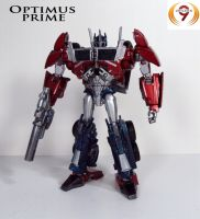 TFP Optimus Prime by Unicron9