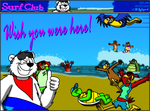 The Surf Club Comic 233 by BluebottleFlyer