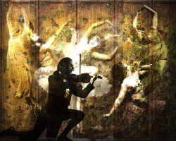 Dancers to the music of time by hogret