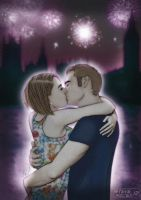 Kiss Me At Midnight by Steve-Nice