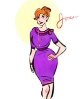Joan by aberry89