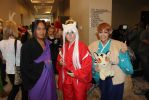 Inuyasha Group by xxSakura-chan