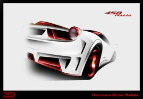 Ferrari by MarisDesign