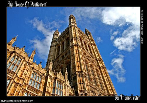 The House Of Parliament by divinejester