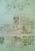 Young Justice LAWL Comic 2 by brookerthehooker