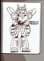 Animated Decepticons: RUNAMUCK/RUNABOUT by VectorMagnus2011