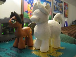 WIP Alex the Chubby Pony custom 2.0 by AleximusPrime